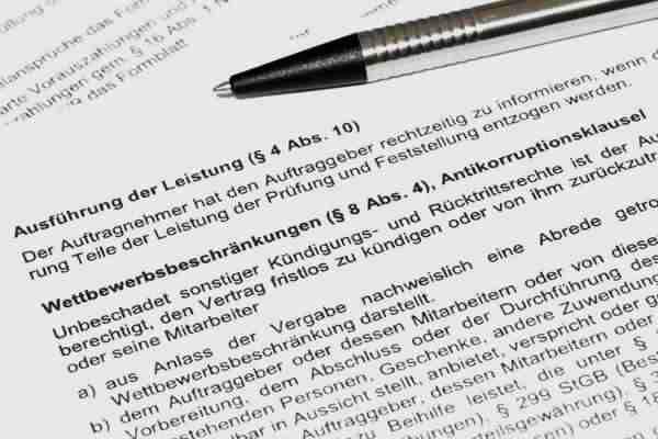 Antikorruptionsgesetz – was ist erlaubt, was ist wann strafbar?