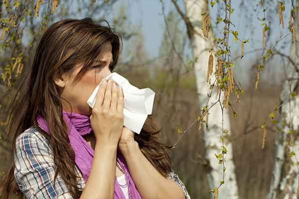 Effektivität der Allergen-Immuntherapie (AIT) bei Gräser- und Baumpollenallergie