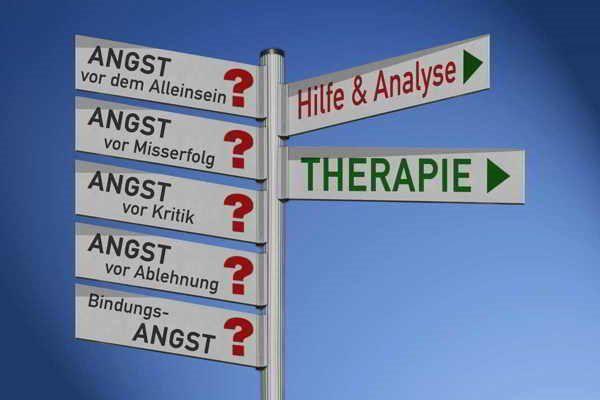 Update Therapie von Angststörungen – Teil 1 Diagnostik (2017)